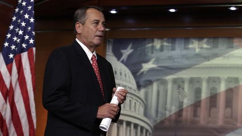 US-Haushalt: Die USA kurz vor der Klippe