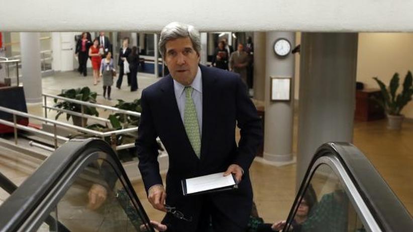 US-Kabinett: John Kerry steht vor dem Sprung ins Außenamt