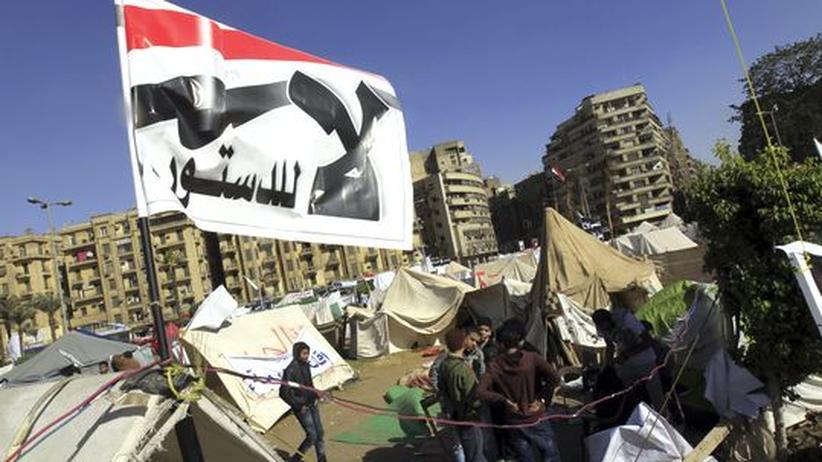 Ägypten: Schüsse auf Mursi-Gegner im Zentrum Kairos