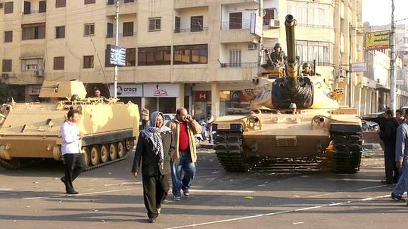 Ägypten: Straßenschlachten in Kairo bis in die frühen Morgenstunden