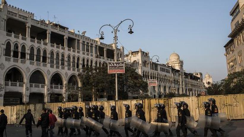 Verfassungsreferendum: Ägyptens Oppositionsbündnis ruft zu Protesten auf