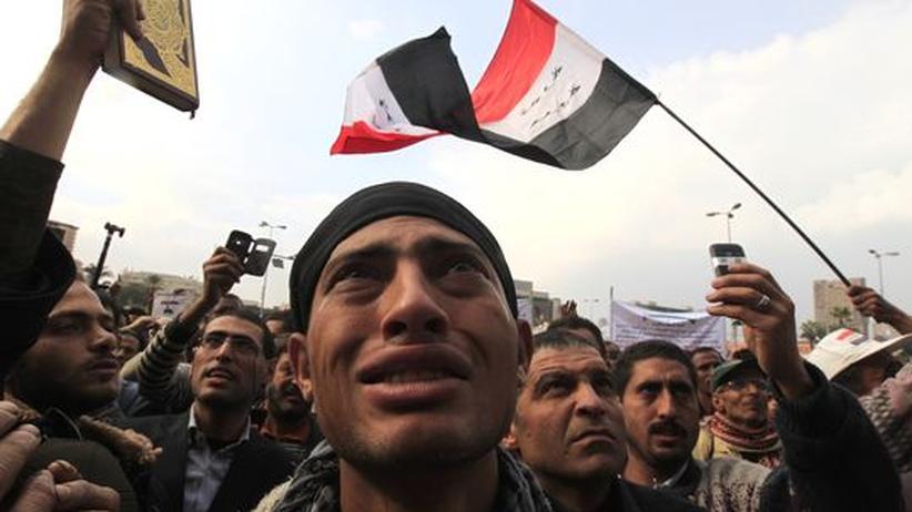 Ägypten: Demonstrationen und Kämpfe vor dem Referendum