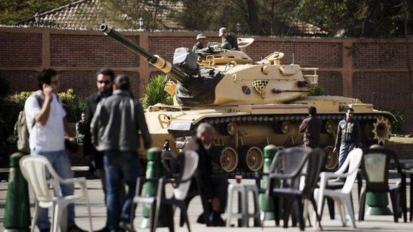 Krise in Ägypten: Mursis vorgetäuschter Rückzug