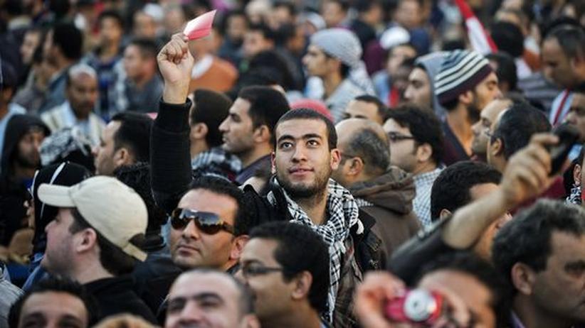 Ägyptens Präsident: Oppositionsbündnis verweigert Mursi das Gespräch