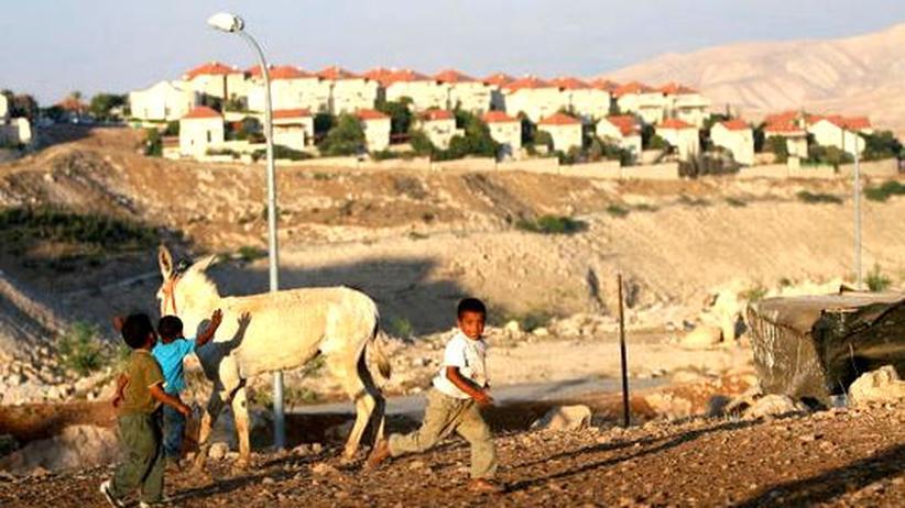 Westjordanland: Tricksereien bei Israels Siedlungsbau