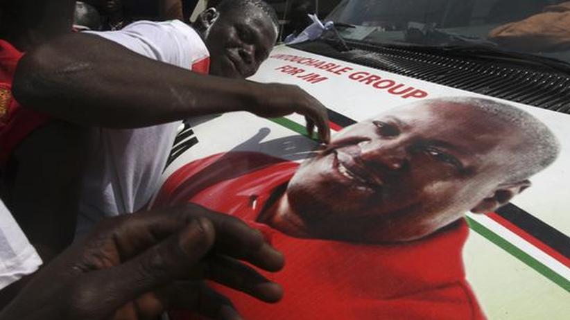 Westafrika: Mahama bleibt Präsident in Ghana