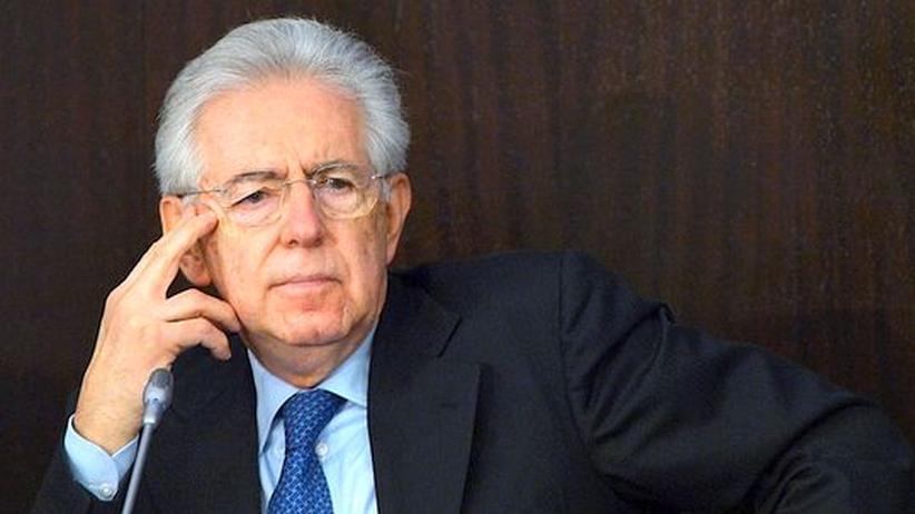 Italien: Montis radikal-gemäßigte Erneuerung