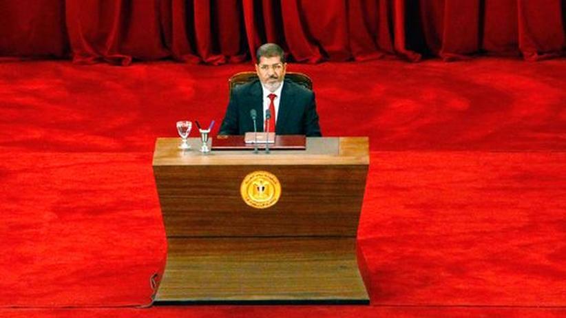 Parteienverbote: Denk ich an Mursi, muss ich an Hitler denken