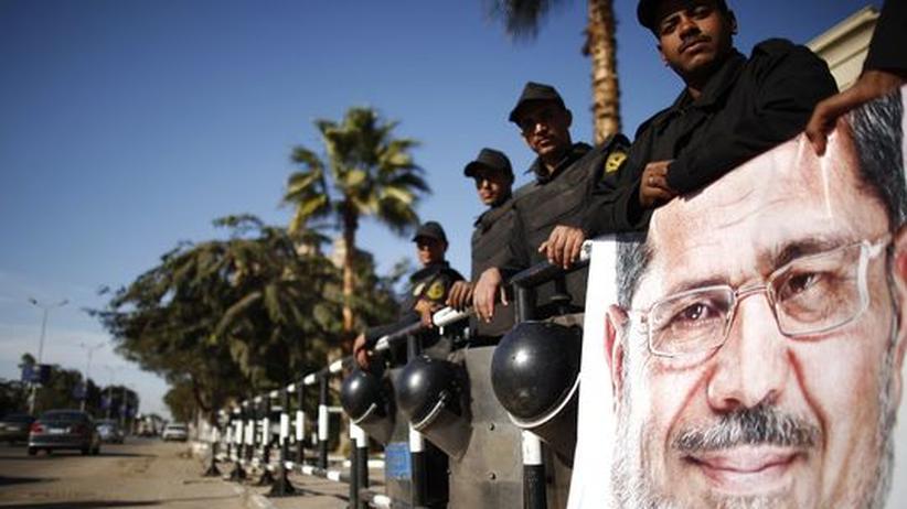 Referendum: USA drängen Mursi zur Aussöhnung