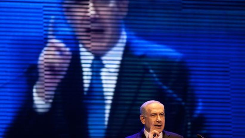 Wahlkampf Israel: Netanjahu macht Iran zum Thema Nummer eins