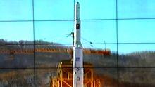 Unha-3-Rakete