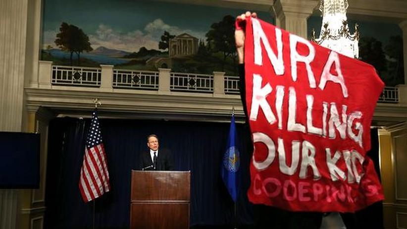 Amoklauf Newtown: US-Waffenlobby will Schulen aufrüsten