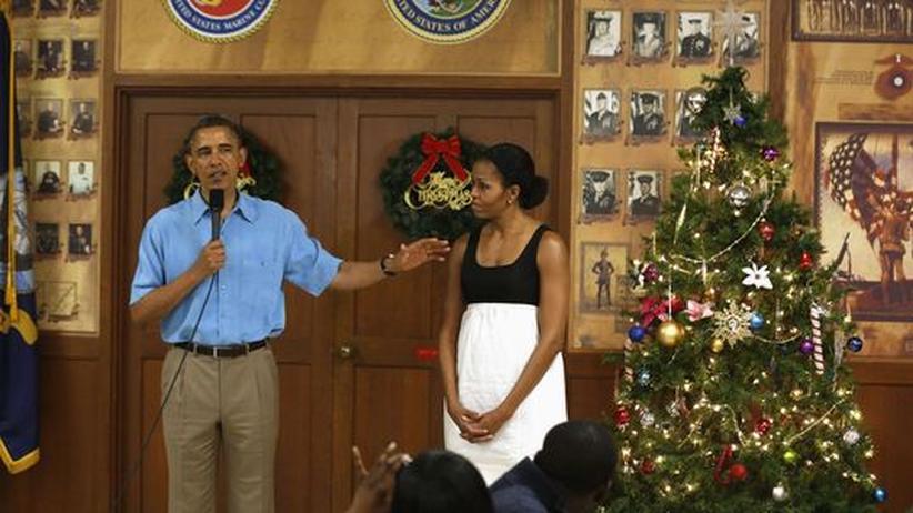 Fiskalklippe: Haushaltsstreit zwingt Obama zum Urlaubsabbruch