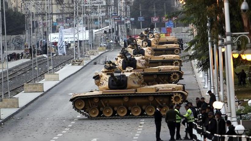 """Ägypten : """"Faschistische Verfassung"""""""