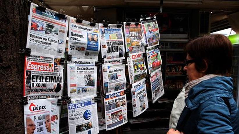 Kostas Vaxevanis: Dabei brauchen wir Griechen doch Geld