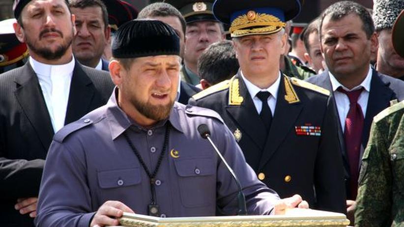 Tschetschenien: Nach Putins Pressekonferenz lässt Kadyrow Zeitung schließen
