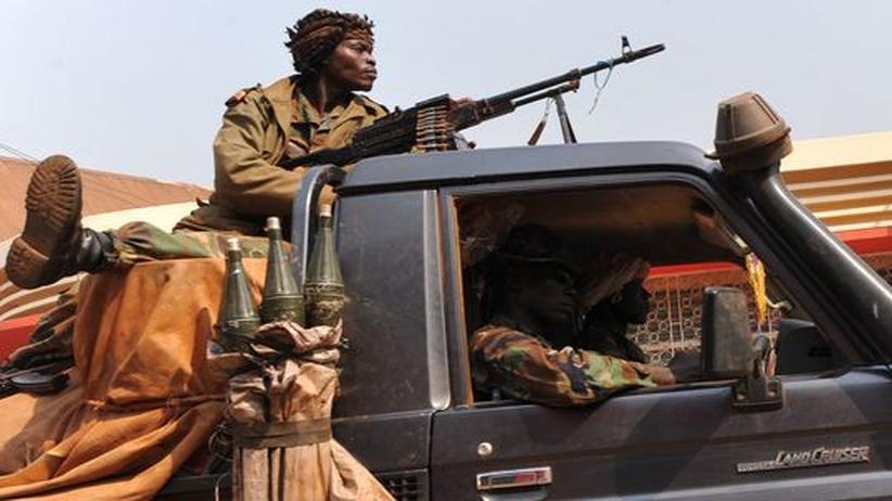 Afrika: Rebellen in Zentralafrika lehnen Gesprächsangebot ab
