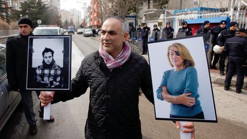 Reporter ohne Grenzen: Mehr als 130 Journalisten kamen im Einsatz ums Leben