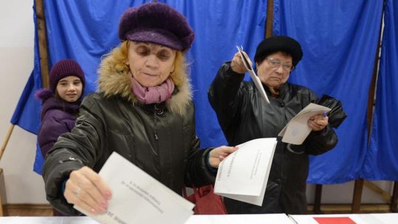 Rumänen: Parlamentswahl in Zeiten der politischen Krise