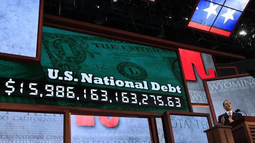 US-Staatsverschuldung: Republikaner sind zu höheren Steuern für Reiche bereit