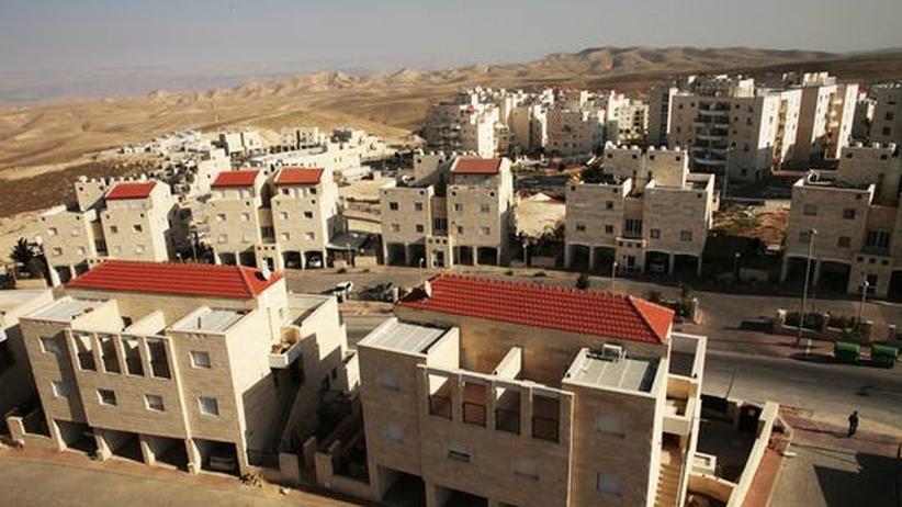 Siedlungsbau: Israels Botschafter in London und Paris müssen sich Kritik anhören