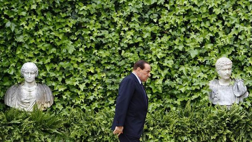 Italien: Berlusconi meint es ernst