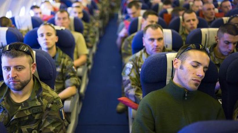 Isaf-Einsatz: Franzosen verlassen endgültig Afghanistan