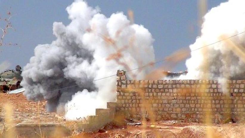 Syrien: Das Gift des Diktators