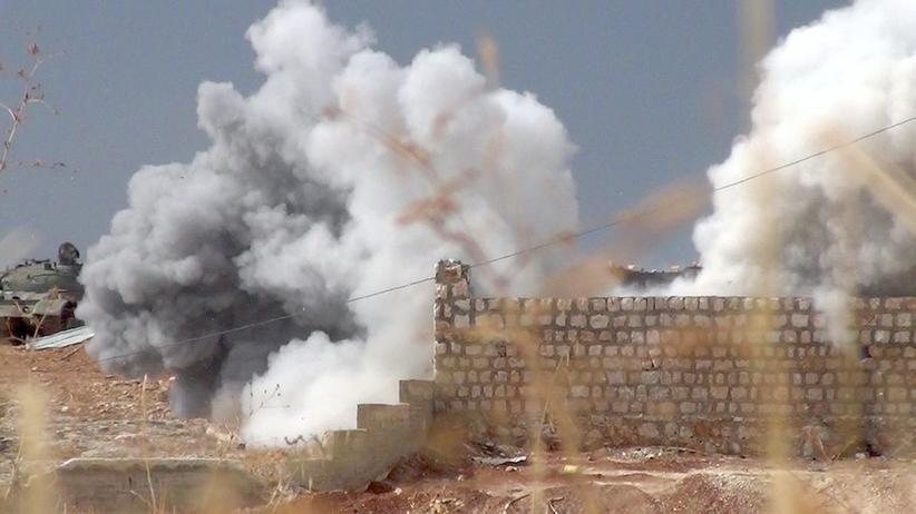 Syrien: Wird Assad zum letzten Mittel greifen?