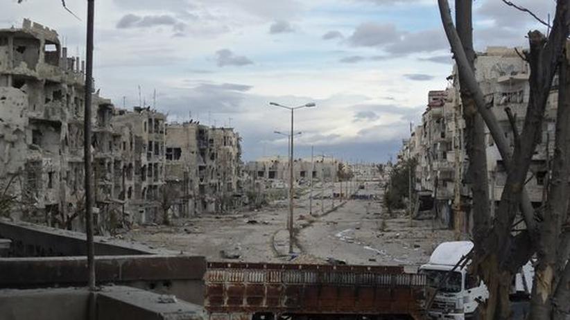 Syrien: Rebellen berichten von Massenhinrichtung in Homs