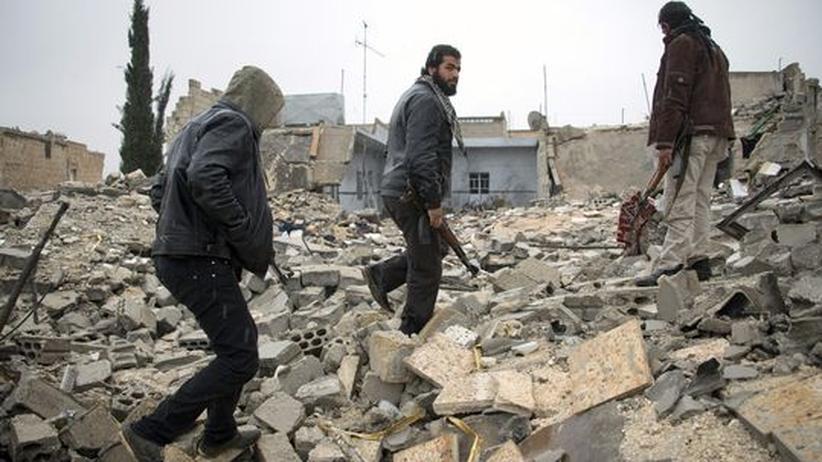 Nato: Eine Syrien-Intervention darf kein Tabu sein