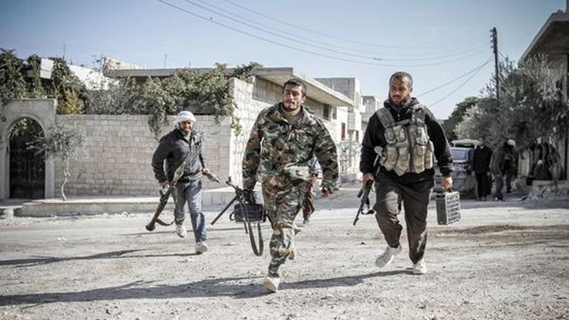 Bürgerkrieg Syrien: Oberster britischer General arbeitet an Interventionsplänen