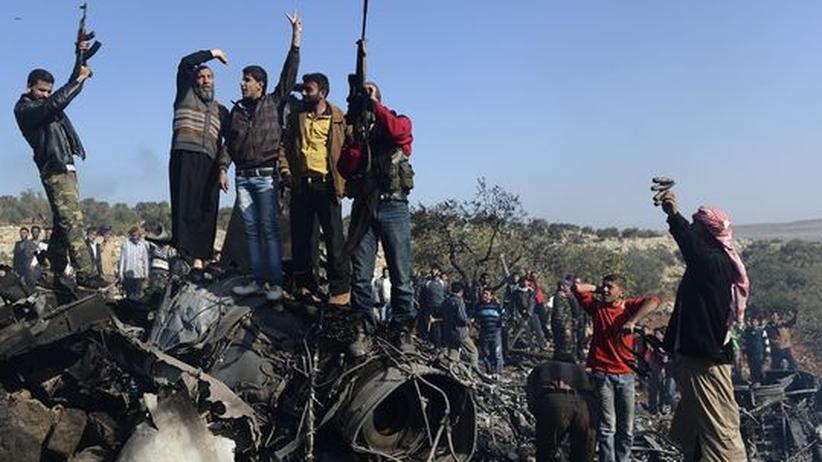 Bürgerkrieg in Syrien: Rebellen kämpfen um Flughafen von Damaskus