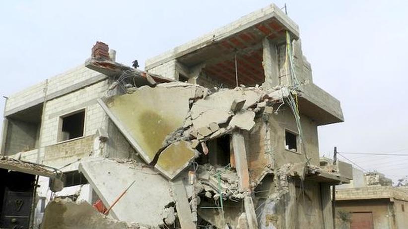 Intervention: Nato streitet über militärisches Eingreifen in Syrien