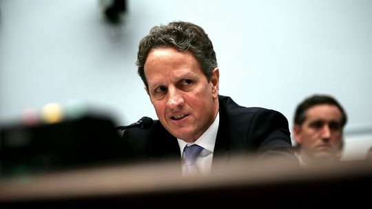 US-Finanzminister Timothy Geithner (Archiv)