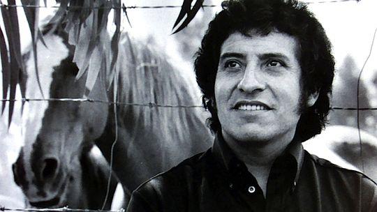Der chilenische Sänger Víctor Jara (Archiv)
