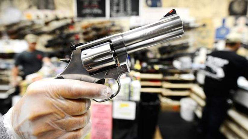 NRA-Pressekonferenz: Auftakt zum Showdown über Waffengesetze