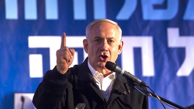 Netanjahus Wahlkampf: Lieber Iran bekämpfen als die Armut