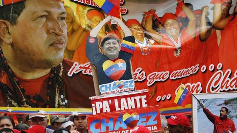 Venezuela: Der Post-Chavismo strebt an die Macht