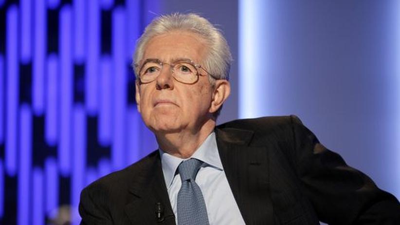 Mario Monti: Kann Mario Monti auch Wahlkampf?