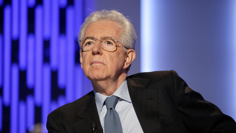 Mario Monti: Ein Eurokrat muss Wahlkampf machen