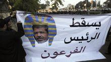 Ägypten Protest Mursi