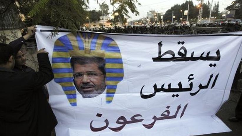 """Meinungsfreiheit: """"Schlimmer als unter Mubarak"""""""