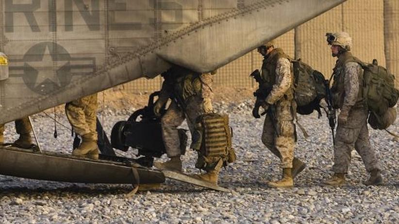 Nato-Einsatz: USA erwägen kompletten Afghanistan-Abzug