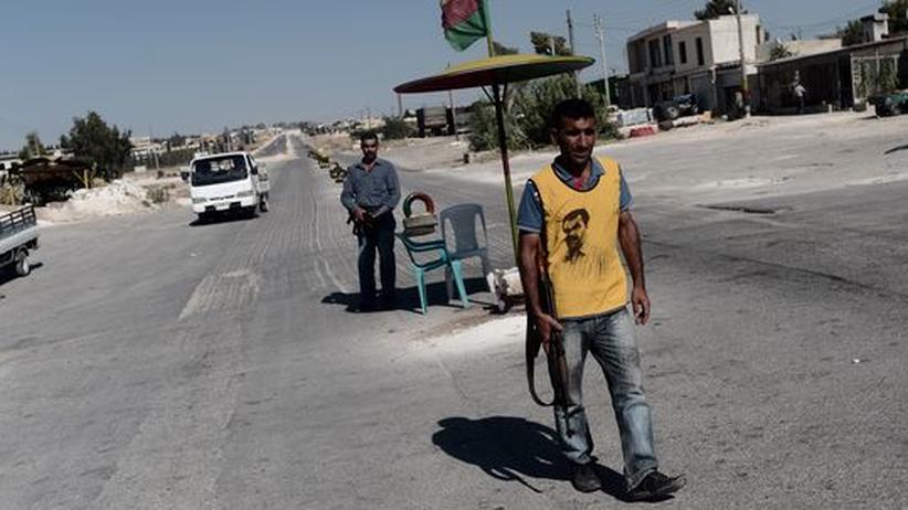 Syrienkrieg: Wo die Kurden die Macht übernehmen