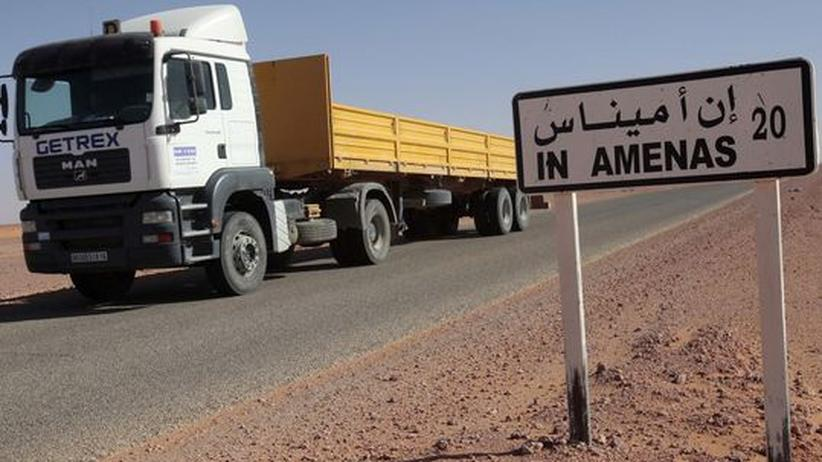 Gasfeld In Amenas: Widersprüchliche Angaben zum Geiseldrama in Algerien