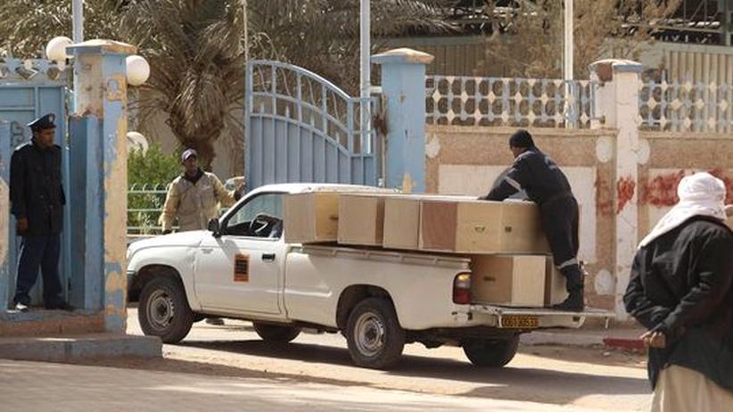 Tote und Vermisste: Algeriens Premier erhellt Details des Geiseldramas