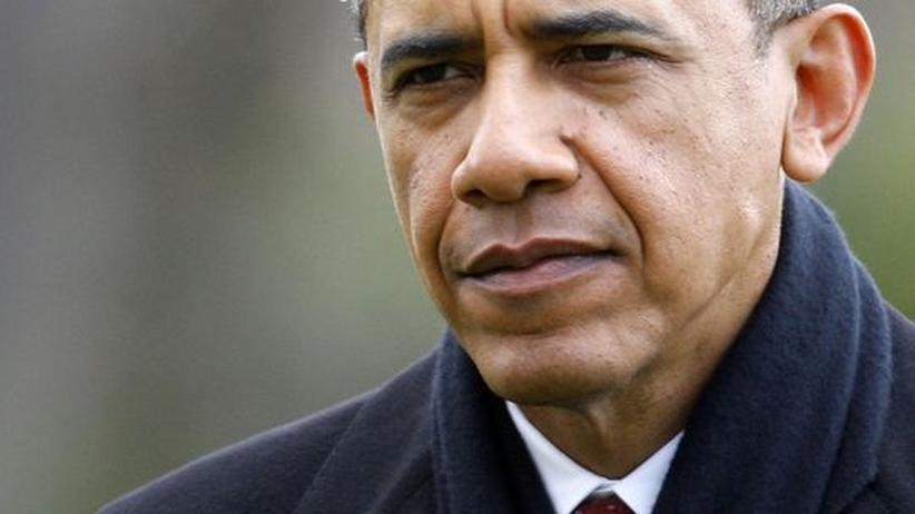 Amoklauf von Newtown: Obama plant breite Initiative gegen zu lasche Waffengesetze
