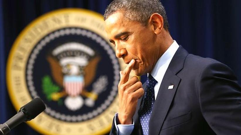 US-Haushaltsstreit: Obamas Trumpf ist ausgespielt