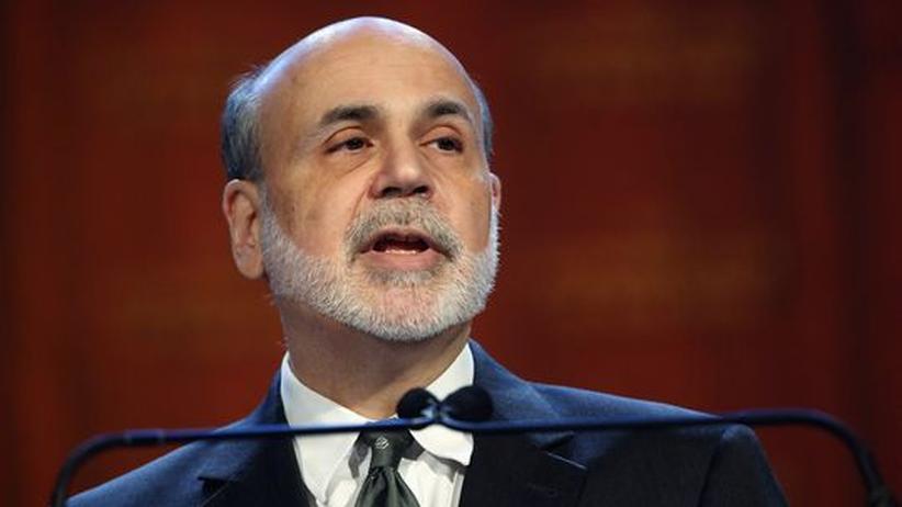 Geldpolitik: Bernankes große Bürde